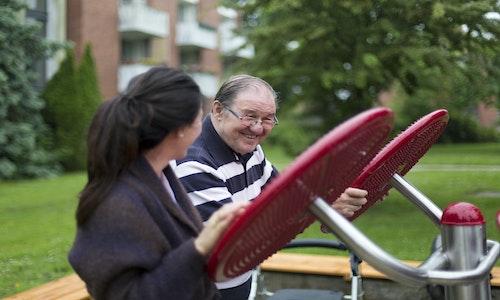 Pflegepraktikum in der Altenhilfe