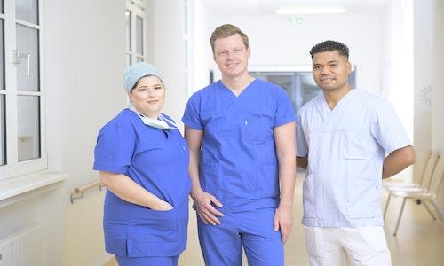 Pflegepraktikum im Krankenhaus